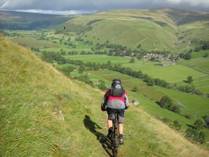 Biking in Wharfedale